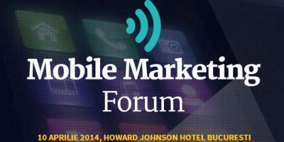 Cea de-a 7-a editie a Mobile Marketing Forum va avea loc pe 10 aprilie