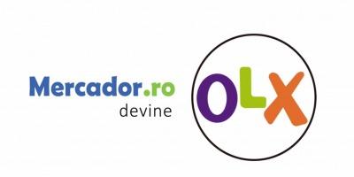 La 3 ani de la lansarea in Romania, Mercador.ro devine OLX.ro