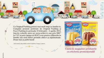 Original Pudding - Mai multa bucurie de a fi impreuna (afis)