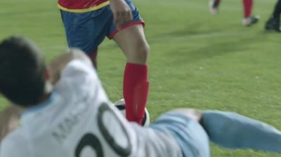 Powerade - There's Power in Every Game (FIFA WorldCup 2014)