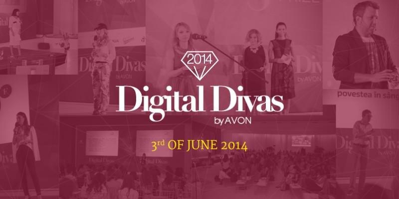 2 sesiuni de conferinte si o gala de premiere la Digital Divas 2014