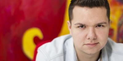 [AdLife] Meleg Gergo (Bizmart, Oradea): Sper ca de-acum in 20 de ani sa ma gasiti in juriul de la Cannes