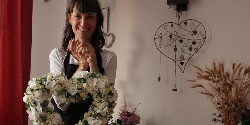 Raluca Balint - de la pasiunea pentru trandafirii englezesti de gradina la o cariera de creator floral
