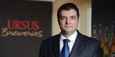 [On the move] Robert Uzuna este noul Corporate Affairs Director al Ursus Breweries