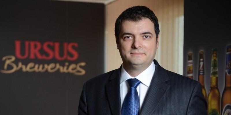 [On the move] Robert Uzuna este noul Corporate Affairs Director al Ursus Breweries