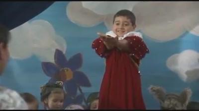 Salvati Copiii - Copiii romi se pregatesc de gradinita