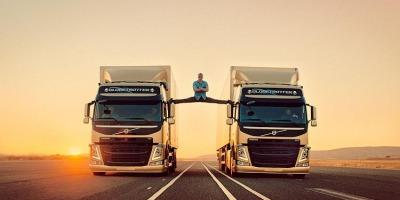 Volvo Trucks castiga premiul Black Cube la Art Directors Club Awards 2014