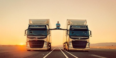 Volvo Trucks castiga premiul Black Cube la Art Directors Club Awards 2014