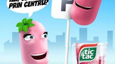 Tic Tac - Umor dulce-acrisor in Centrul Vechi