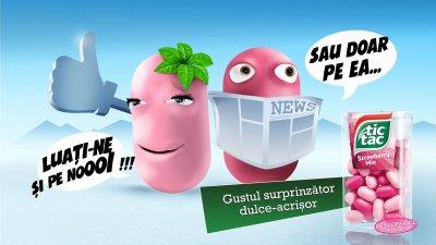 Tic Tac - Umor dulce-acrisor pe DN1