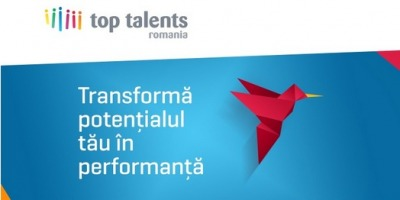 Cei mai buni 300 de tineri cu potential se intalnesc la Top Talents Romania