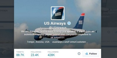 Cum ar reactiona 5 agentii romanesti daca ar gestiona contul US Airways in social media