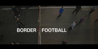 "Fotbalul si berea sting conflicte civile in campania ""Border Football"" de la Carlsberg"
