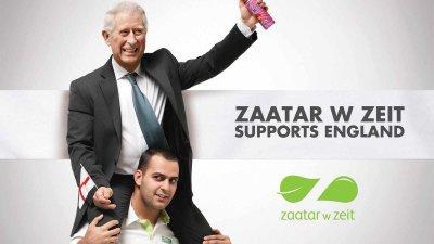 Zaatar W Zeit - Football Euro Cup 2012, Prince Charles