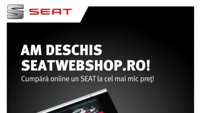 SEAT - SEAT Webshop (key visual)
