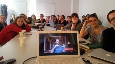 The Alternative School for Creative Thinking a finalizat semestrul Cannes