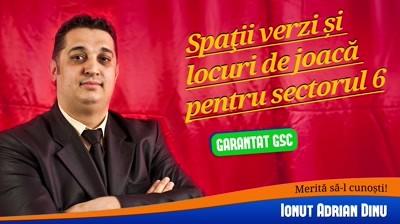 Gala Societatii Civile - Adrian Dinu (spot)