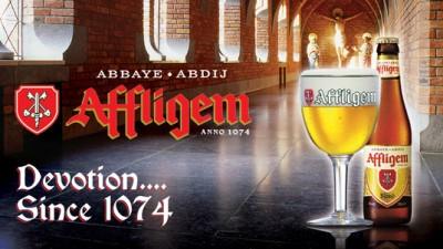 Brandul belgian de bere Affligem intra pe piata romaneasca