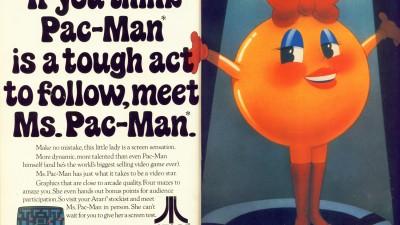 Atari - Ms. Pac-Man