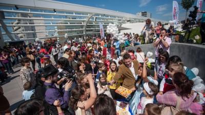 Campania aniversara Nutella realizata de Mercury360 s-a incheiat