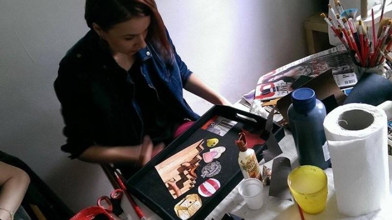 De la cursuri la productie creativa: Creative Arts