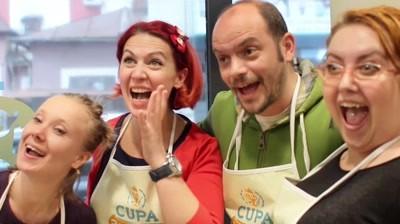 Cupa Agentiilor la Gatit FLORIOL 2014 - Making Of