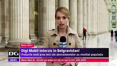 """""""BREAKING NEWS: Digi Mobil interzis in Belgravistan, Optim in Romania!"""", noua campanie RCS & RDS semnata Papaya"""