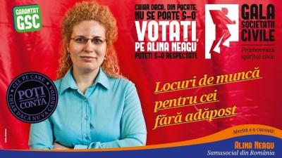 Daca proiectele castigatoare la Gala Societatii Civile 2013 ar candida la alegeri