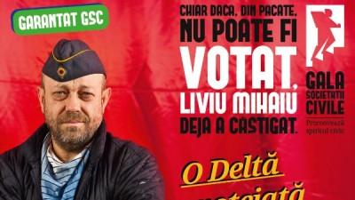 Gala Societatii Civile 2014 - Liviu Mihaiu