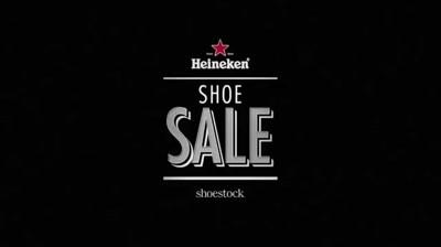 Heineken - Shoestock Shoe Sale