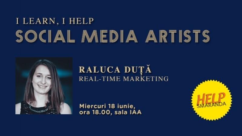Raluca Duta (GolinHarris): Real-time marketing-ul nu inseamna un vizual aruncat pe o singura retea de socializare si nici vreun cadou oferit unui influencer