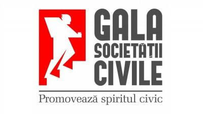 Proiectele castigatoare ale Galei Societatii Civile 2014 vor fi anuntate si premiate pe 10 iunie