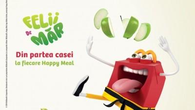 McDonald's - Ziua fructelor