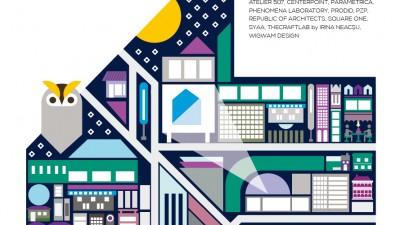 Romanian Design Week 2014 - Noaptea arhitecturii