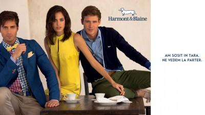 Brands&Bears comunica lansarea Harmont & Blaine in Romania