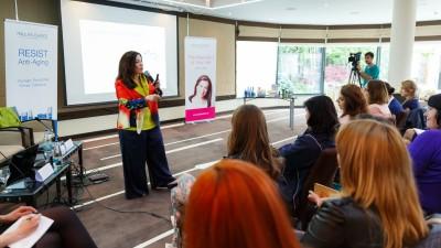 Rogalski Damaschin a organizat lansarea oficiala in Romania a brandului de cosmetice Paula`s Choice