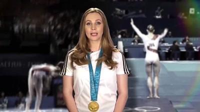 """Petrom - """"Tara, Tara, Vrem Campioane - Simona Amanar"""