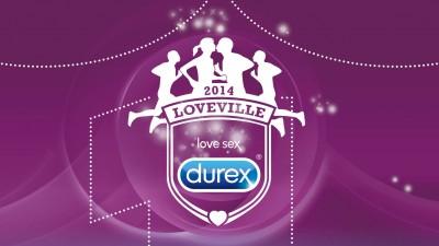 Durex - Loveville (afis)