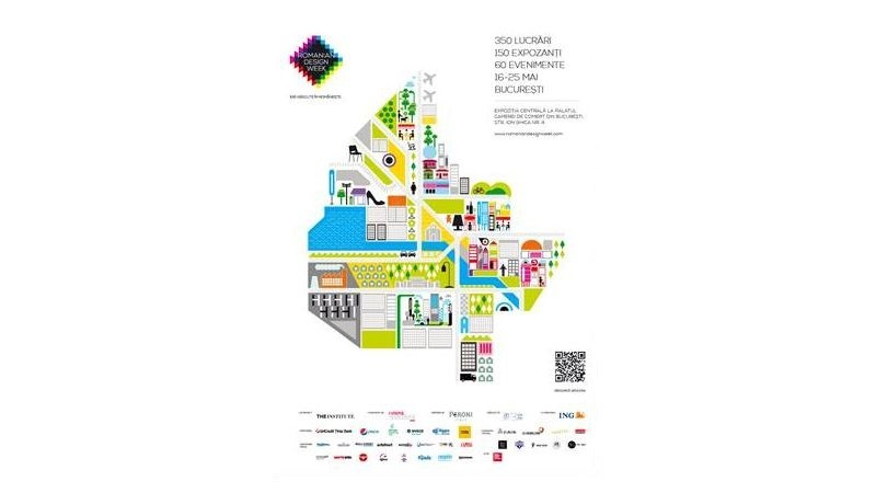 Cea de-a doua editie Romanian Design Week isi deschide portile