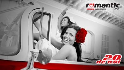 Romantic FM - Floare rosie
