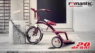 Romantic FM - Tricicleta