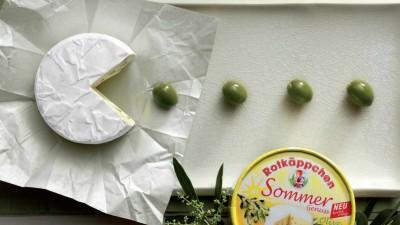 Rotkäppchen Sommer - Genuss Olive - Pacman
