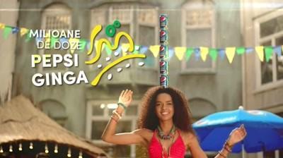 "[UPDATE] Graffiti BBDO semneaza noua campanie promotionala Pepsi - ""Simte ritmul fotbalului"""