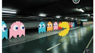 Skoda - Pac-Man