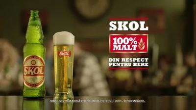 Skol - Din respect pentru tine, din respect pentru bere (TV)