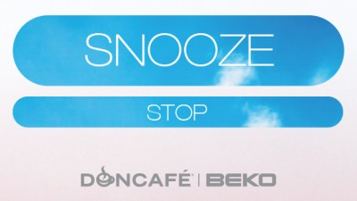 Mobile App: Doncafe & Beko - Snooze for Coffee (1)