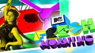 Emisiunea Fresh Morning, rezultatul parteneriatului dintre SUBWAY si MTV