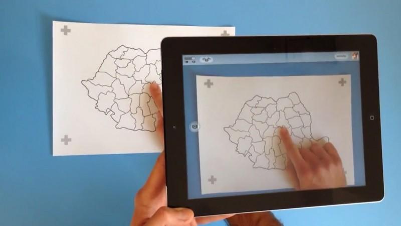 S-a lansat Pas de Elefant, un proiect pentru copii nevazatori finantat de Fundatia Orange