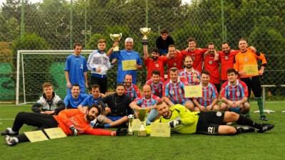 Finala Cupei Agentiilor la Fotbal 2014 si potopul