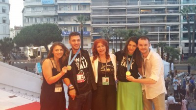 [UPDATE] Gold la Cyber Young Lions pentru Bianca Dumitrascu si Razvan Paul Ghilencea